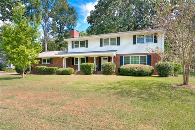 928 Calhoun Place, AIKEN, SC 29801 (MLS #118954) :: For Sale By Joe | Meybohm Real Estate