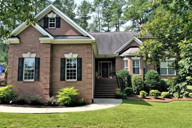 115 Long Shadow Drive, AIKEN, SC 29803 (MLS #118991) :: Fabulous Aiken Homes