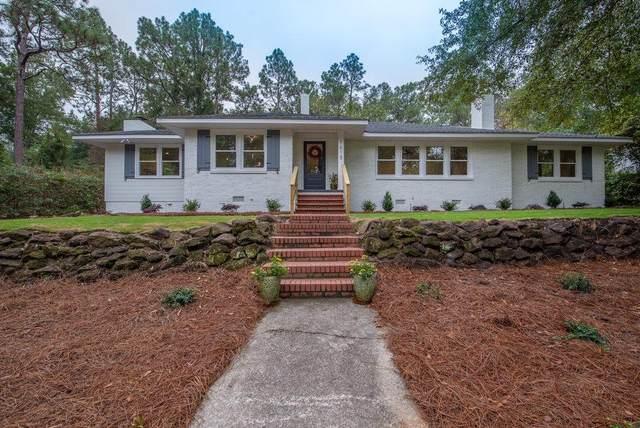 1615 Forest Hill Drive Sw, AIKEN, SC 29801 (MLS #119004) :: For Sale By Joe | Meybohm Real Estate