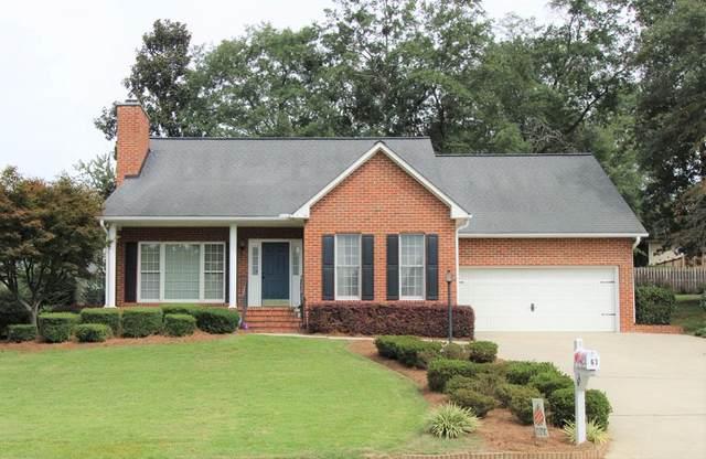 63 Woodlawn Lane, NORTH AUGUSTA, SC 29841 (MLS #119040) :: For Sale By Joe   Meybohm Real Estate
