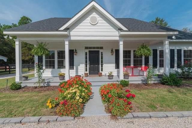 183 Bridle Creek Trail, AIKEN, SC 29803 (MLS #119047) :: For Sale By Joe | Meybohm Real Estate