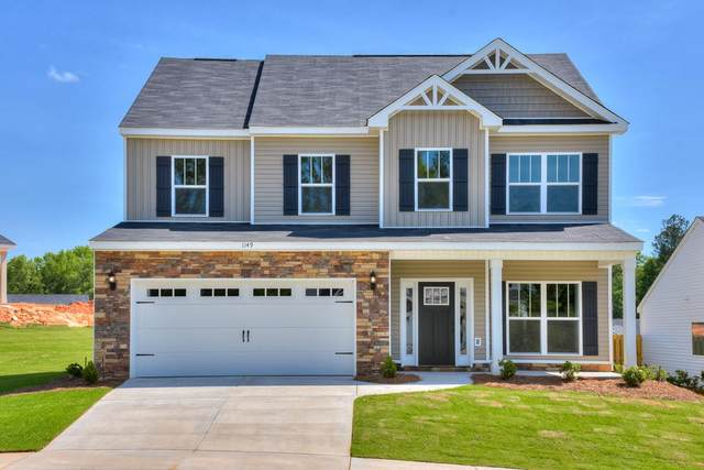 1294 Gregory Landing Drive, NORTH AUGUSTA, SC 29860 (MLS #119057) :: For Sale By Joe | Meybohm Real Estate