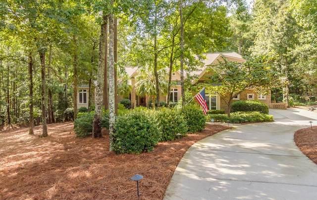 270 Magnolia Lake Road, AIKEN, SC 29803 (MLS #119076) :: For Sale By Joe | Meybohm Real Estate