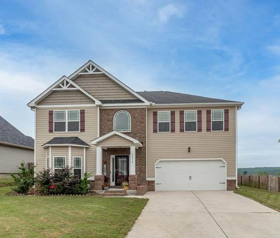 6016 Mahogany Terrace, GRANITEVILLE, SC 29829 (MLS #119082) :: For Sale By Joe | Meybohm Real Estate