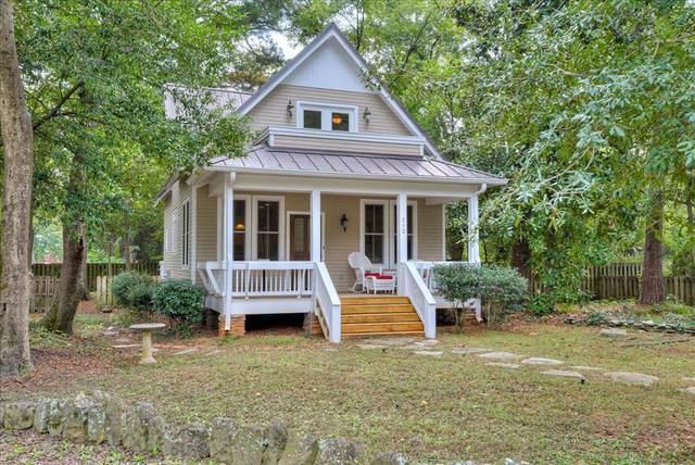 112 Backwoods Lane, AIKEN, SC 29801 (MLS #119083) :: Tonda Booker Real Estate Sales