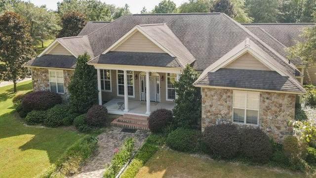 145 & 300 Capriole Drive, AIKEN, SC 29803 (MLS #119089) :: For Sale By Joe   Meybohm Real Estate