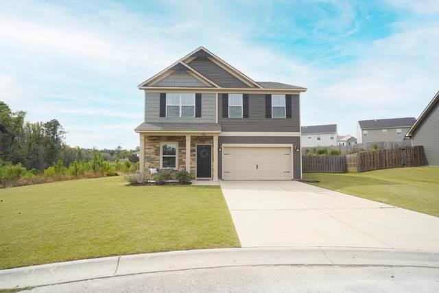 778 Jericho Court, AIKEN, SC 29801 (MLS #119096) :: For Sale By Joe | Meybohm Real Estate