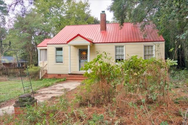 1309 Pine Drive Nw, AIKEN, SC 29801 (MLS #119103) :: For Sale By Joe | Meybohm Real Estate