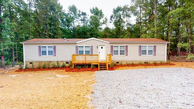 5186 Magnolia Drive, BEECH ISLAND, SC 29842 (MLS #119108) :: For Sale By Joe | Meybohm Real Estate