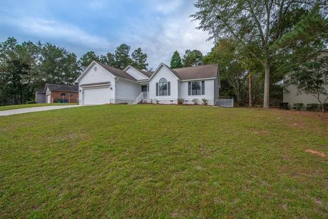 38 Suffolk Drive, AIKEN, SC 29803 (MLS #119114) :: For Sale By Joe | Meybohm Real Estate