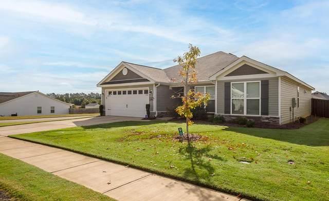 7166 Hanford Drive, AIKEN, SC 29803 (MLS #119116) :: For Sale By Joe | Meybohm Real Estate