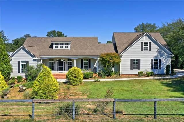 61 Three Runs Plantation Drive, AIKEN, SC 29803 (MLS #119144) :: For Sale By Joe   Meybohm Real Estate