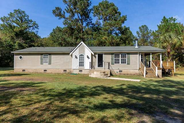 3171 Galilee Road, BARNWELL, SC 29812 (MLS #119157) :: RE/MAX River Realty