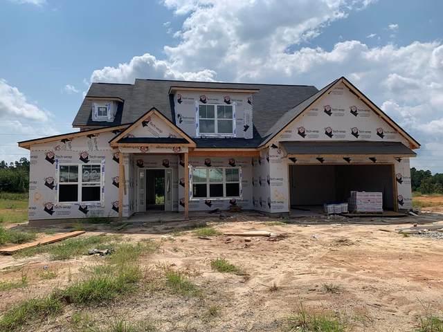 3033 Stallion Ridge, GRANITEVILLE, SC 29829 (MLS #119168) :: Tonda Booker Real Estate Sales
