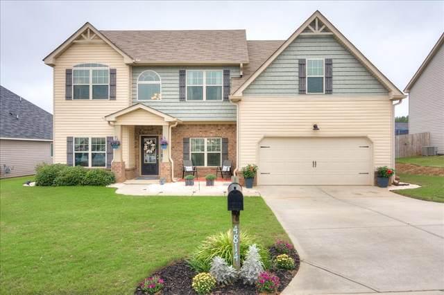 4814 Coal Creek Drive, GRANITEVILLE, SC 29829 (MLS #119179) :: Tonda Booker Real Estate Sales