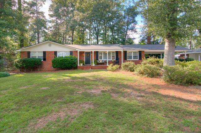 1007 Beverly Heights Drive, AUGUSTA, GA 30907 (MLS #119186) :: For Sale By Joe | Meybohm Real Estate