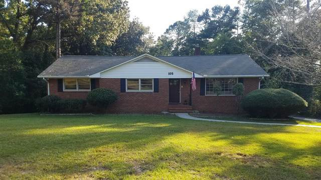 105 Glenn Place, AIKEN, SC 29803 (MLS #119187) :: For Sale By Joe   Meybohm Real Estate
