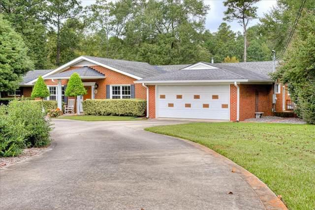 100 Cypress Drive, NORTH AUGUSTA, SC 29841 (MLS #119189) :: Tonda Booker Real Estate Sales
