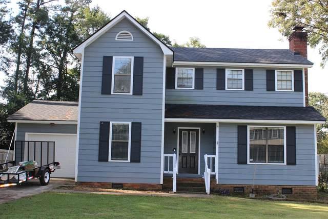 491 Pheasant Run Drive, EVANS, GA 30809 (MLS #119192) :: Tonda Booker Real Estate Sales