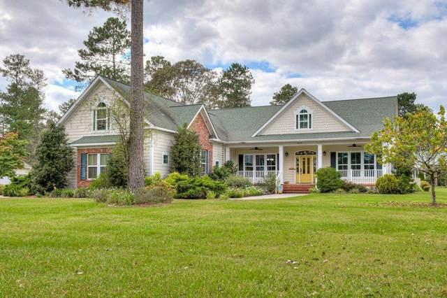 8018 Ochlocknee Lane, AIKEN, SC 29803 (MLS #119193) :: For Sale By Joe   Meybohm Real Estate