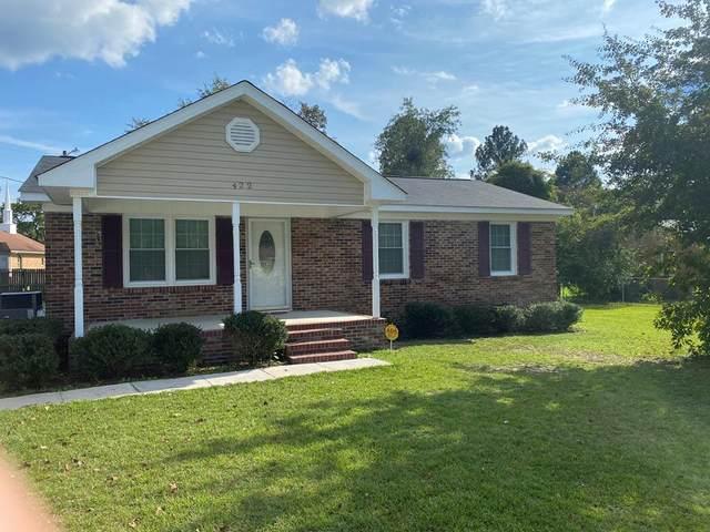 422 Walker Avenue, NEW ELLENTON, SC 29809 (MLS #119194) :: For Sale By Joe   Meybohm Real Estate