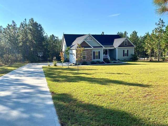 3855 Shiloh Church Road, AIKEN, SC 29801 (MLS #119203) :: For Sale By Joe | Meybohm Real Estate