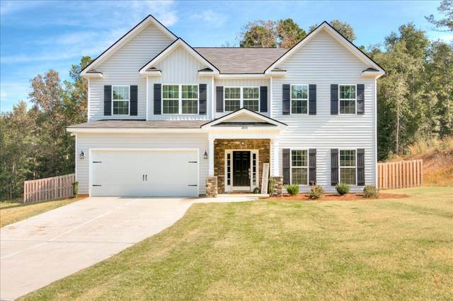 4619 Hunters Mill Court, HEPHZIBAH, GA 30815 (MLS #119204) :: Tonda Booker Real Estate Sales