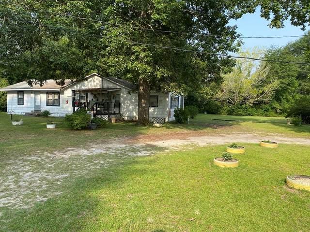 103 Smoot Drive, AIKEN, SC 29803 (MLS #119206) :: Shannon Rollings Real Estate