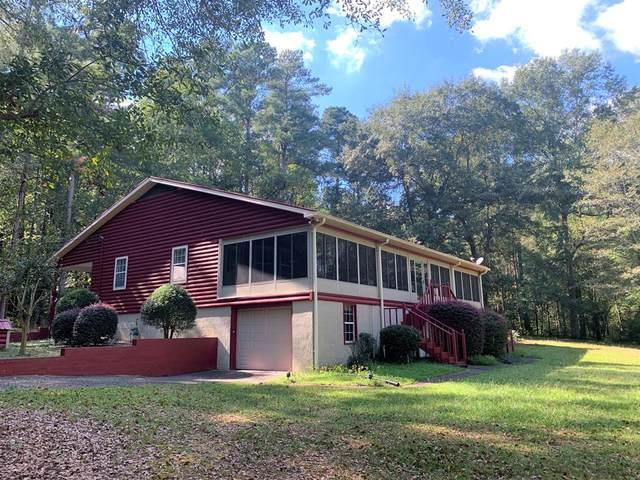 857 Belvedere Clearwater Road, NORTH AUGUSTA, SC 29841 (MLS #119210) :: Fabulous Aiken Homes