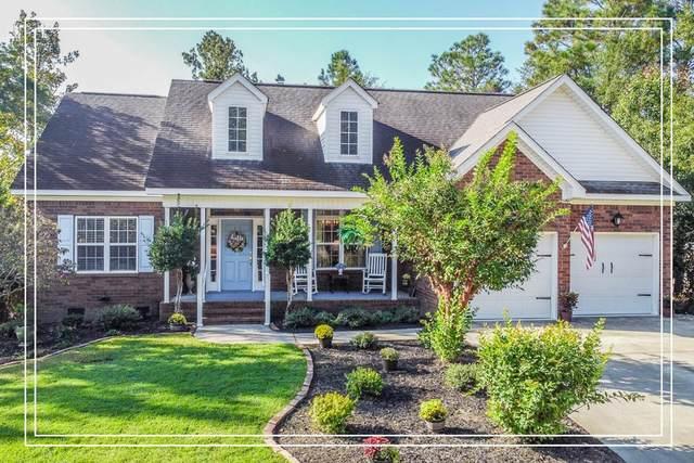 106 Glen Haven Circle, AIKEN, SC 29803 (MLS #119215) :: Tonda Booker Real Estate Sales