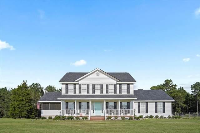 490 Square Circle, GRANITEVILLE, SC 29829 (MLS #119216) :: Tonda Booker Real Estate Sales