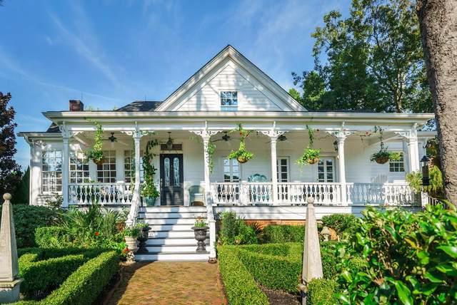 319 York Street Se, AIKEN, SC 29801 (MLS #119221) :: For Sale By Joe | Meybohm Real Estate