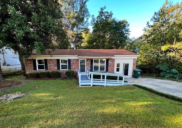 1327 Hampton Avenue Nw, AIKEN, SC 29801 (MLS #119223) :: For Sale By Joe | Meybohm Real Estate