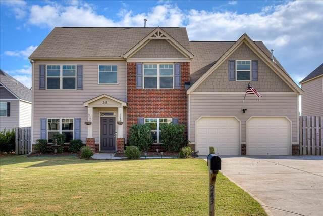 243 Fioli Circle, GRANITEVILLE, SC 29829 (MLS #119224) :: Fabulous Aiken Homes