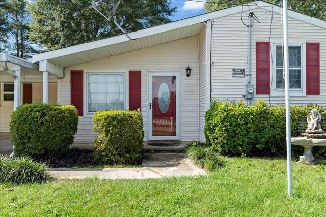 5100 Old Cherokee Drive, BEECH ISLAND, SC 29842 (MLS #119238) :: Starnes Realty International, Inc