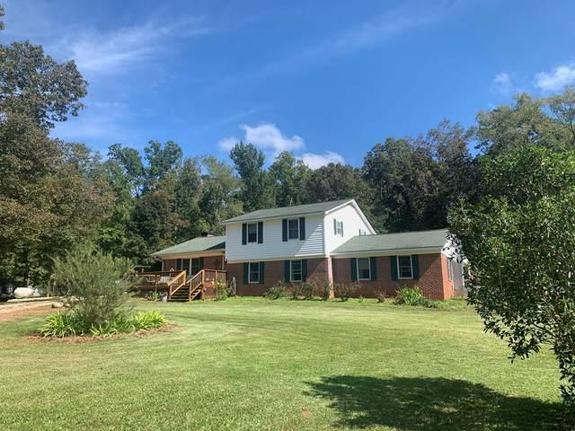280 Meeting Street Road, EDGEFIELD, SC 29824 (MLS #119241) :: Fabulous Aiken Homes