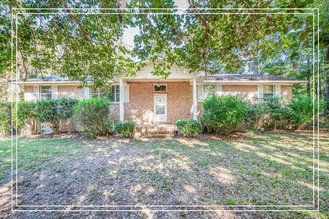 1689 Old Jackson Hwy, JACKSON, SC 29831 (MLS #119252) :: Shannon Rollings Real Estate