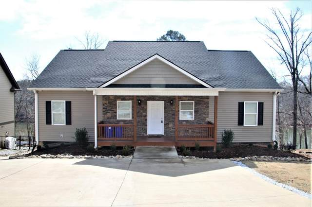 319 Coves End Point, SENECA, SC 29678 (MLS #119256) :: Shannon Rollings Real Estate