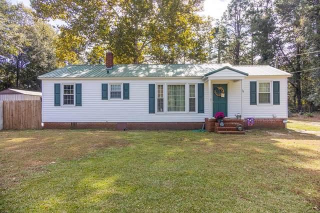 16 Walters Way, AIKEN, SC 29801 (MLS #119306) :: For Sale By Joe | Meybohm Real Estate