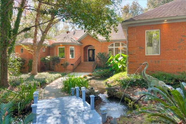 4150 Banks Mill Road, AIKEN, SC 29803 (MLS #119307) :: For Sale By Joe | Meybohm Real Estate