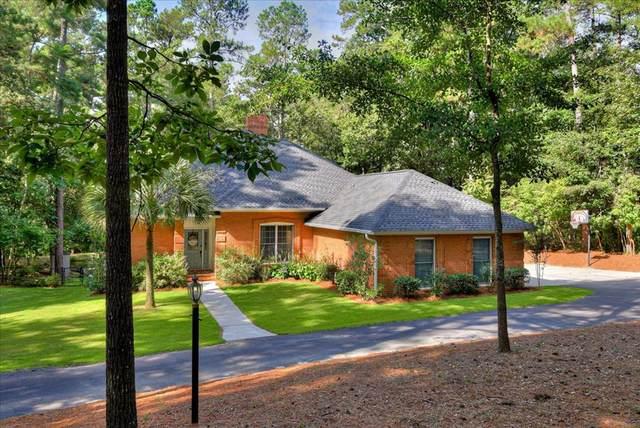 142 Hunting Hills Drive, AIKEN, SC 29803 (MLS #119308) :: No Place Like Home Georgialina