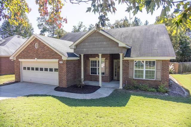 249 Bainbridge Drive, AIKEN, SC 29803 (MLS #119316) :: No Place Like Home Georgialina