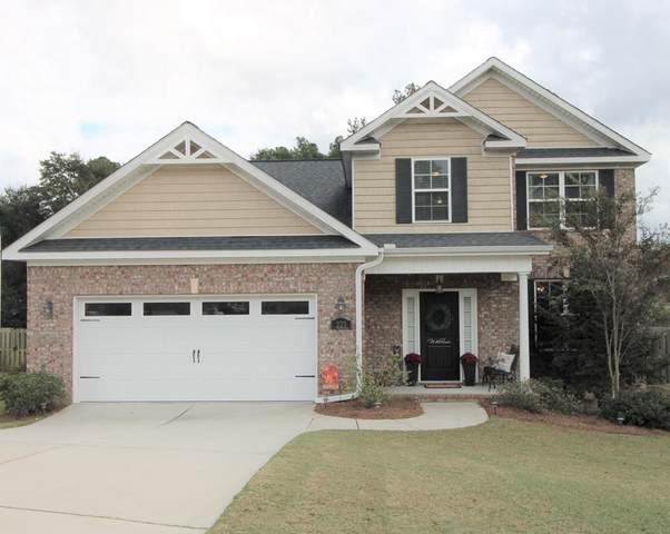 223 Dominion Drive, AIKEN, SC 29803 (MLS #119353) :: Fabulous Aiken Homes
