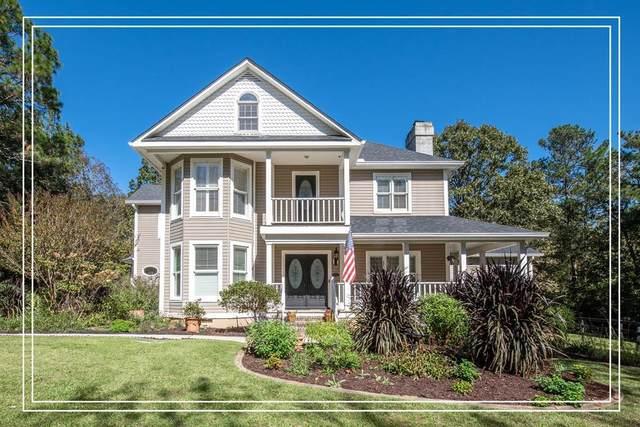 1035 Winchester Lane, AIKEN, SC 29803 (MLS #119383) :: Southern Homes Group