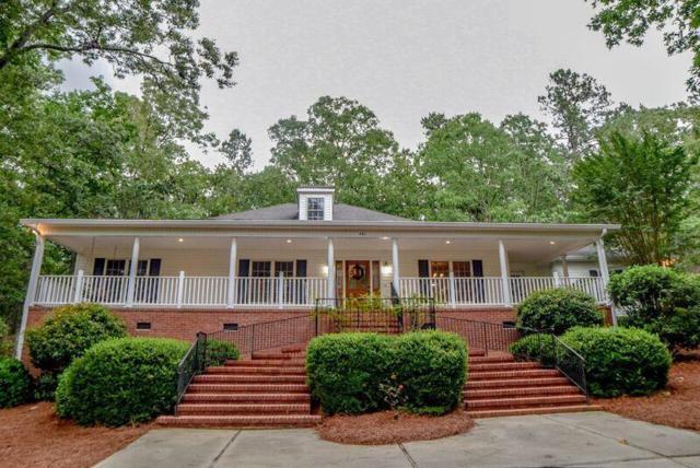 461 Implement Road, AIKEN, SC 29803 (MLS #100259) :: Shannon Rollings Real Estate