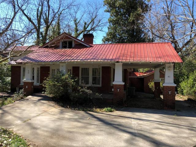 411 Laurens St Nw, AIKEN, SC 29801 (MLS #101591) :: Shannon Rollings Real Estate