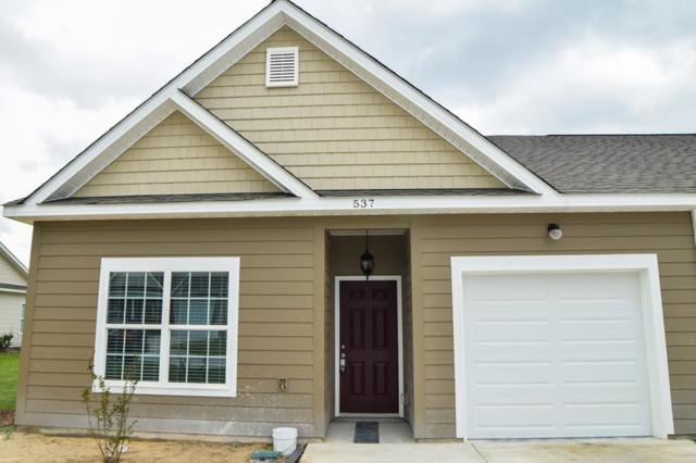 552 Gray Catbird Way, WARRENVILLE, SC 29857 (MLS #101797) :: Shannon Rollings Real Estate