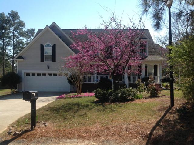 135 Elwood Dr, AIKEN, SC 29803 (MLS #101954) :: Shannon Rollings Real Estate