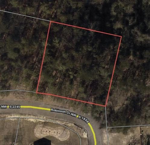 Tract 2 Fairway Dr & Robinson Dr, NEW ELLENTON, SC 29809 (MLS #102352) :: Shannon Rollings Real Estate