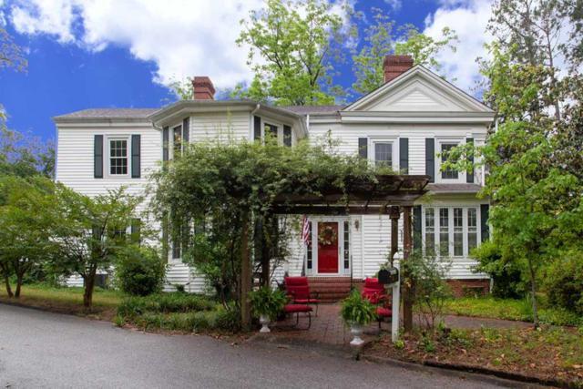42 Gregg St, GRANITEVILLE, SC 29829 (MLS #102852) :: Shannon Rollings Real Estate